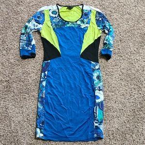 NWOT Just Cavalli Bodycon Mini Dress